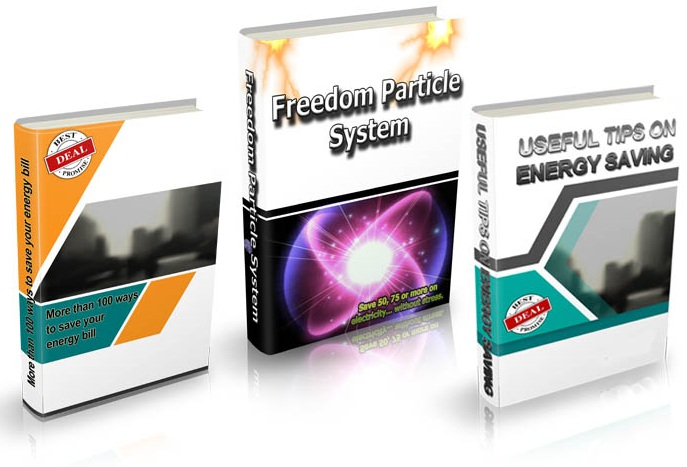 Freedom Particle System eBook