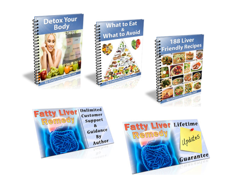 Fatty Liver Remedy full book pdf free download