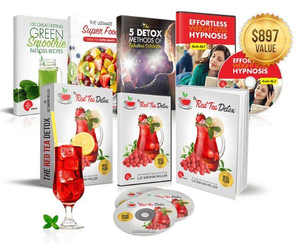 Red Tea Detox free download