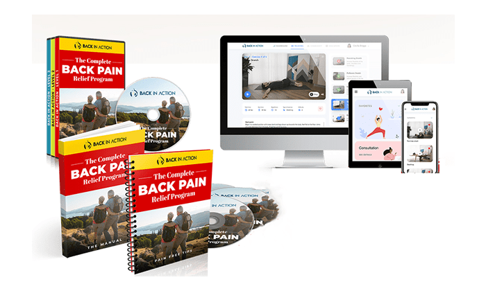 Back In Action back pain program review