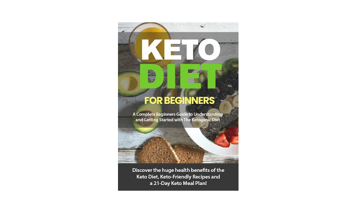 Keto Diet for Beginners book review