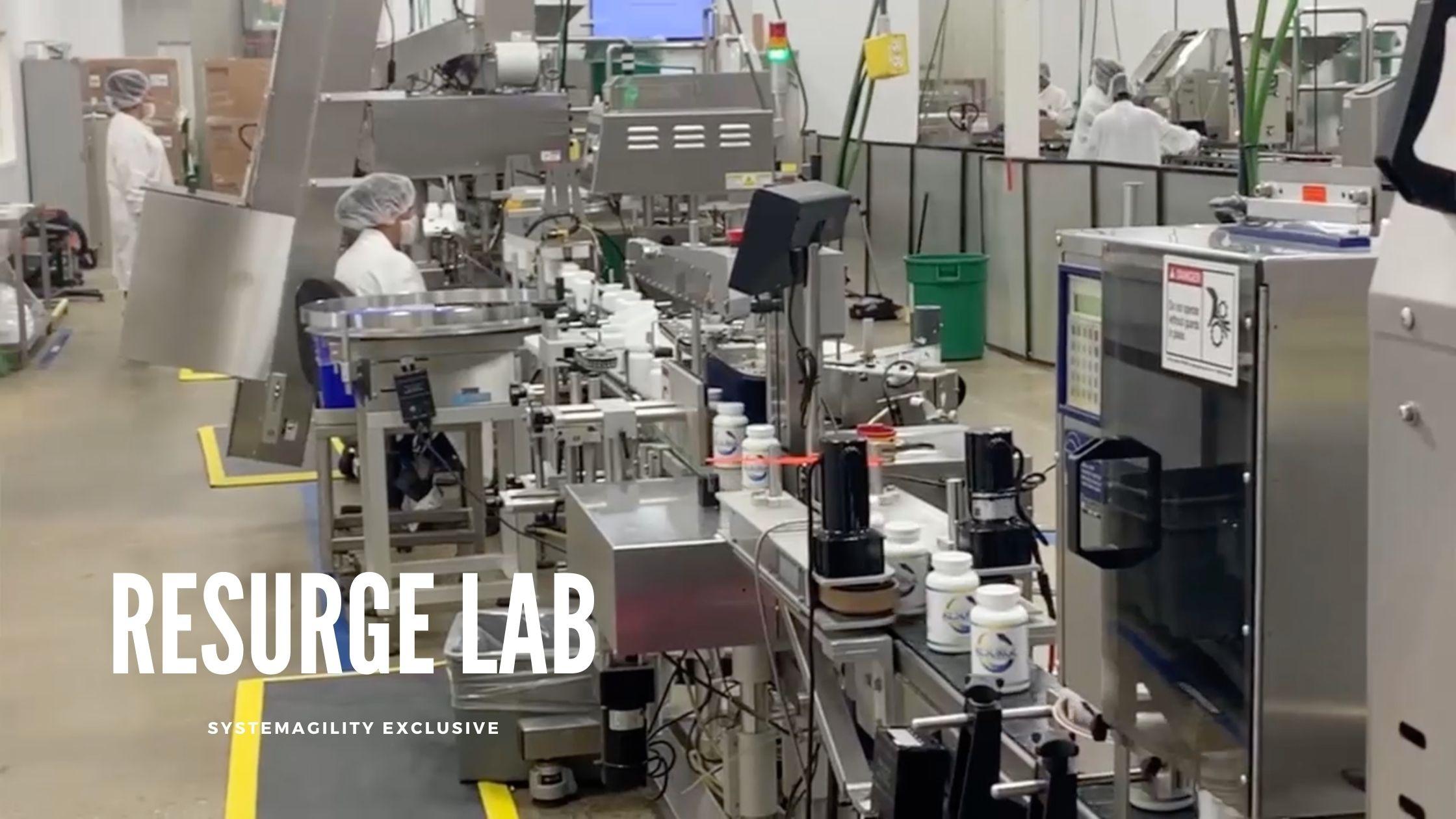 Resurge lab