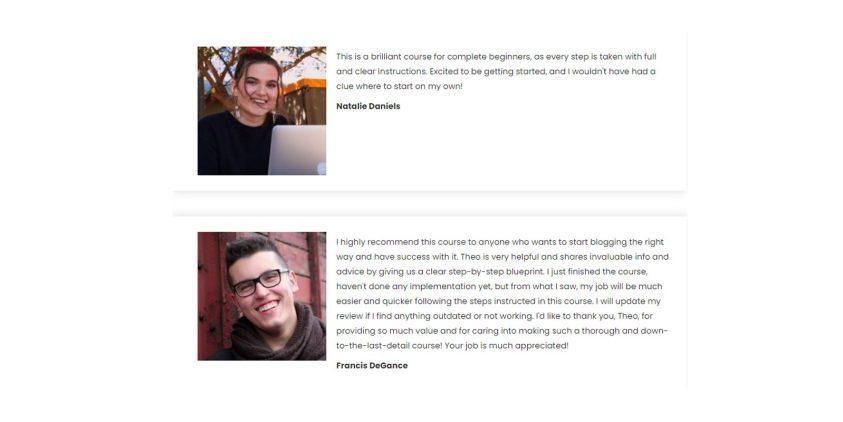 Easy Blogging Profits customer reviews