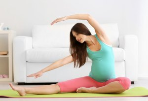 How to lose weight when pregnant