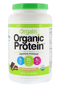 Organic Unsweetened Plant-based Protein Powder by Orgain