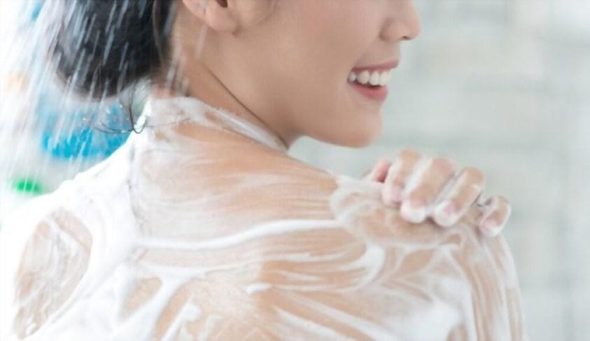Taking care of sensitive skin
