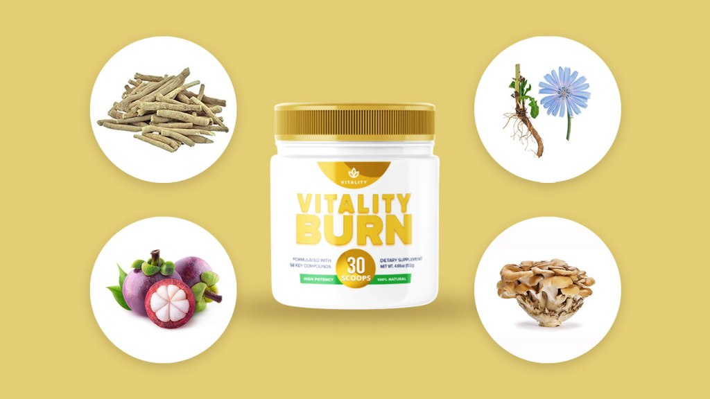 Vitality Burn Supplement Review-ingredients