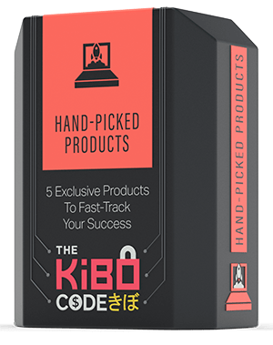 kibo code quantum profit vault hand picked products