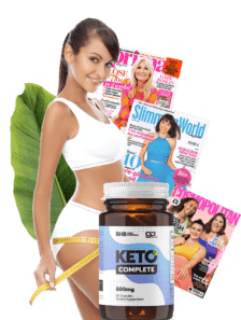 Keto Complete supplement