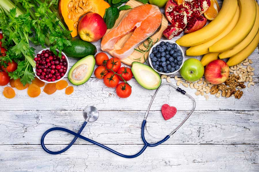 Heart Fitness - All Food sources for a Healthy Heart