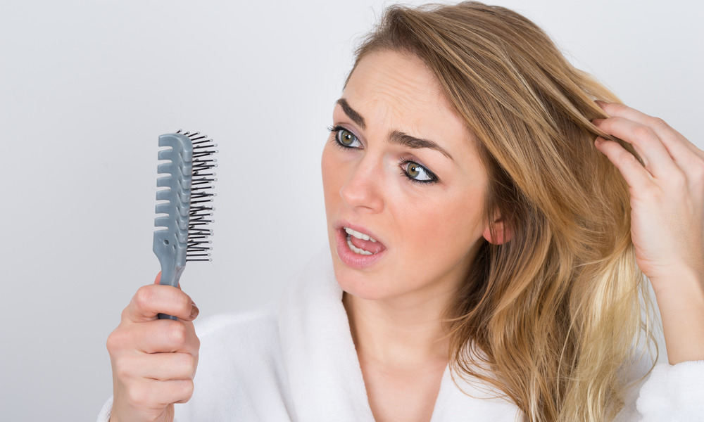 What Are The Common Hair Problems Affected?