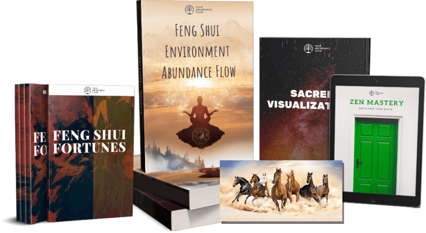 Feng Shui Environment Abundance Flow Bonuses