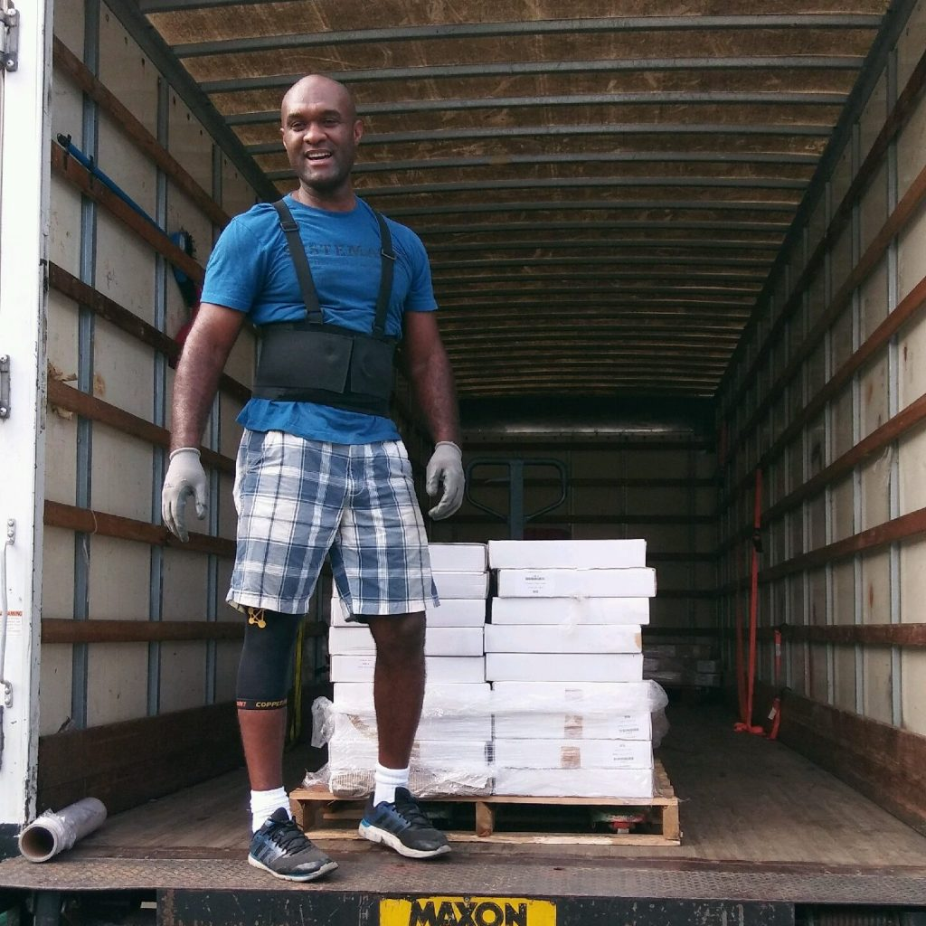Freight Delivery | SYSTEMATIC | Freight | Shipping | Brooklyn, NYC