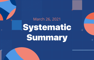 The Systematic Summary: 3/26-image