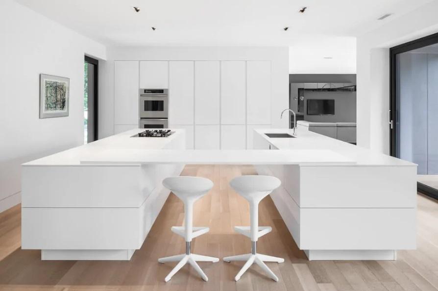 36 Идей современного интерьера кухонь. Советы по дизайну (фотографии). Часть 1