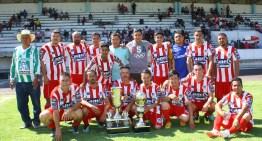 """San Luis es el campeón  de la categoría de la Segunda """"B"""""""