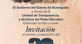 Cumple 30 años el Archivo Histórico del Estado de Guanajuato