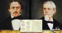 Subastan letra original del Himno Nacional Mexicano