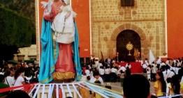 Por la paz y el respeto a la vida, consagran la ciudad a Jesucristo y a la Virgen María