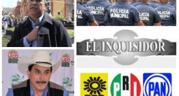 El Inquisidor: PRI: 25 años de ser oposición en Acámbaro. Legado: Una calle Anti-Puente. La oposición, casi se acaba el municipio en 25 años. Más equipamiento para la policía.