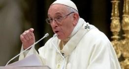 El Papa Francisco denuncia que muchos cristianos son perseguidos