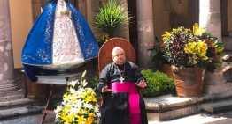 Mensaje del Arzobispo de Morelia, Carlos Garfias, ante la pandemia por el COVID19