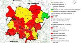 Sube a 41 los decesos por coronavirus en Guanajuato