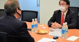 Que ya hay nuevo Cónsul de Japón en León