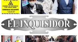 """El Inquisidor: """"Zona de alto riesgo de contagio"""". Sigue la entrega de despensas por los 4 diputados por Acámbaro. ¿Beneficios para los miembros del Ayuntamiento?. Inconsciencia, un grave problema social ante la pandemia."""