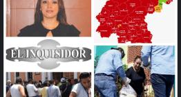 """El Inquisidor: Intereses personales y partidistas dividen al Cabildo. Acámbaro y Guanajuato, fuera de la lista de los """"municipios de la esperanza"""". 'Turba' daña la puerta de la Alcaldía. """"Despensitis"""" en el tiempo de la pandemia del COVID-19."""