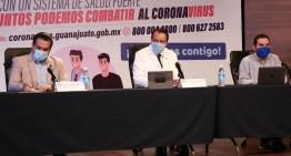 Llama la Secretario de Salud a no relajarse en las medidas contra el coronavirus