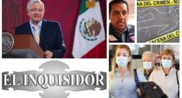 """El Inquisidor: ¿Combate a la impunidad, la corrupción y la violencia?.  Auditoría a la Jumapaa, ¿en proceso?.  Creciente, la inseguridad en todo Guanajuato.  Los contagios por el coronavirus, """"a la orden del día""""."""
