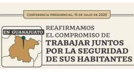 Reafirmamos compromiso con los Guanajuatenses