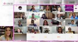 Presenta el INE un libro digital  sobre las buenas prácticas del proceso electoral 2017-2018