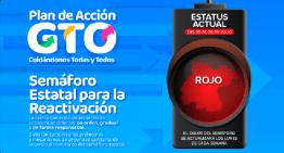 Guanajuato llegó a 1,007 fallecimientos por la pandemia