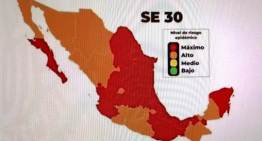 """Que en Guanajuato hay """"una ligera baja"""" en la pandemia"""