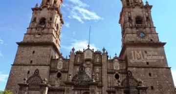Por problemas de COVID-19, cierran la Catedral de Morelia una semana