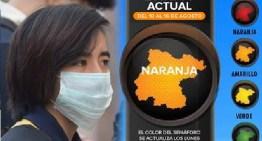 La Secretaría de Salud  pide respetar el semáforo naranja para Guanajuato