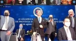 Carlos Gómez Flores asumió la Presidencia de los Cronistas en el país