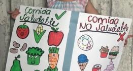 Realizan 6ta. Semana Estatal de Alimentación Escolar