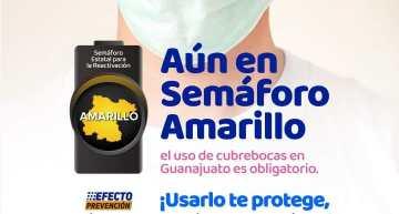 Guanajuato tiene 3,210 decesos y Acámbaro llegó a 1,016 contagios