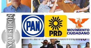 El Inquisidor : Con cinismo, René Mandujano y el Jerry Alcántar están en campaña.  En problemas, el Rugidor Independiente Lisandro Díaz.  Sigue la búsqueda de alianzas entre partidos políticos.  Unidad, necesaria para el Partido de Morena.