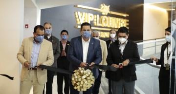 Inauguran Sala VIP en el Aeropuerto Internacional de Guanajuato