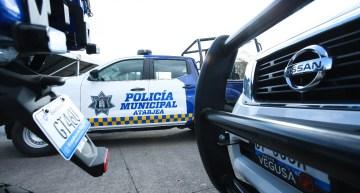 Fortalecen a corporaciones de policía con equipamiento; destinan más de 92 mdp