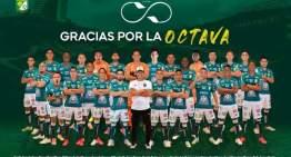 León ya tiene  17 títulos en su amplio historial futbolístico