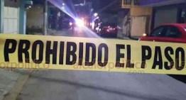 En el interior de una vivienda de la colonia Chicoasén, ejecutan a una mujer