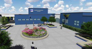 Amplía y remodela SICOM  el Hospital Comunitario de Cortazar