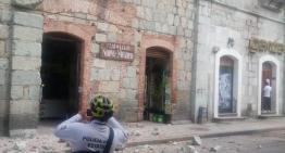 Sismo de 7.5 grados se registra en Oaxaca