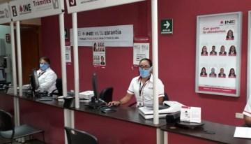Iniciará el INE Guanajuato  la reapertura gradual de Módulos de Atención Ciudadana