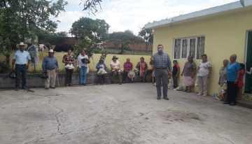 El trabajo en equipo con los ciudadanos posibilita la construcción de soluciones efectivas a sus necesidades: diputado Luis Magdaleno